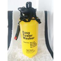 厂家直销 L号家用汽车带水龙头压力水桶、喷雾器、带水龙头洗车器