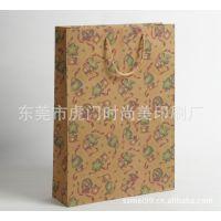 广州品牌服装手提绳纸袋 珠宝首饰连锁加盟店 牛皮纸牛皮绳纸袋