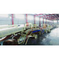 四川蜂窝全自动纸板生产线