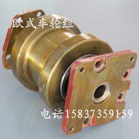 赛奥威高强度球墨铸铁φ140双边车轮组,材质QT700-2,轮宽110mm,可非标定做天车轮