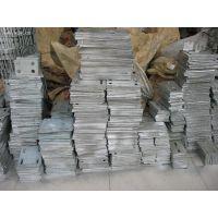 金裕 专业Q235销售埋件、埋板、槽钢转接件、镀锌钢板 镀锌角码垫片 量大优惠