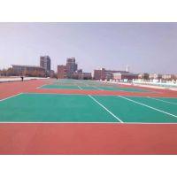 供应室外篮球场地面层做什么好?操场地坪漆 经济实惠型丙烯酸球场材料