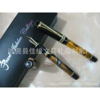 佳缘制笔厂生产压克力钢笔 亚克力宝珠笔 高档签字笔 广告礼品笔