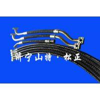 小松PC450-8液压油管路,主阀液压油管,小松原厂配件