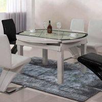 海德利厂家直销西餐桌架专业定做漂浮咖啡桌批发代理