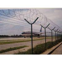 太原机场护栏网,围墙网,1.8*3米,绿色焊接,浸塑13784187308李经理