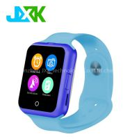JXK Smart watch No.1 D3 1.44 inch touch screen quad band gsm MTK6261 sim card slot smart Phone watch