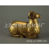 厂家生产铜艺背景摆设 动物黄铜办公摆设 铜艺品