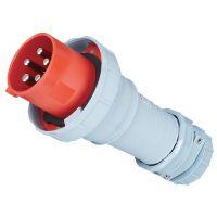 启星QX1447 5芯125AIP67工业插头/工业插座/工业插头插座/工厂直销