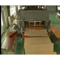 供应横向自动进出料贴面热压机生产厂-青岛国森