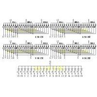 3361数码管/0.36寸3位数码管/0.363位数码管/XDK-3361BRWA