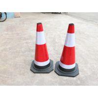 工厂直销高韧性PVC路锥、优质雪糕桶、隔离路障、交通设施