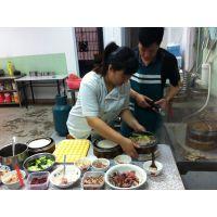 小吃培训哪家强哪里学习荷叶蒸笼饭去哪家小吃培训班广州哪里有荷叶蒸笼饭培训班地址在哪里