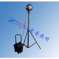 BCJ4104防尘移动升降高能蓄电工作灯
