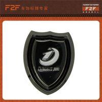 广西汽车坐垫五金标牌、汽车坐垫五金标牌、F2F