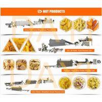 济南大亿膨化机械(在线咨询)_膨化食品设备_油炸膨化食品设备
