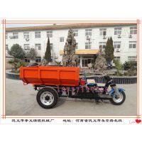 锦旺牌180型电动自卸车建筑工地运输工作好帮手
