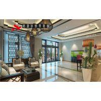 合肥宾馆装修商务宾馆装修 领略艺术殿堂的魅力