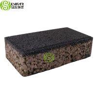 绿发环保 LF-TSZ 混凝土透水砖生产厂家供应环保建材砌筑材料彩色路面砖块深圳市直销批发