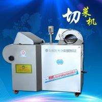 乐陵食品机械厂家供应 山东银鹤小型多功能全自动高效切菜机Q-1000 卫生 安全 高效