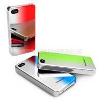 供应加拿大 科安立特 /Konnet iphone 4s 手机保护壳 双色 时尚炫彩