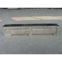 供应U型欧标产品【树脂混凝土成品排水沟】地面雨水排放 地面雨水收集 NE1433检测 品牌产品