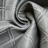 2015年新款女装空气层压花提花面料  厂家直销 质量保证