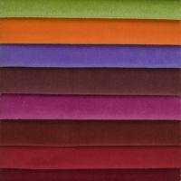 超柔短毛绒 纯色系列 单面绒沙发布 软装面料 靠垫椅子布
