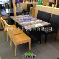 深圳多多乐供应品牌特卖火锅桌椅 火锅餐厅桌椅