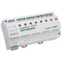 上图型号TLYZK-L9/16A 智能照明控制模块