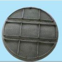 SUS321不锈钢除沫器 抗氧化耐高温 标准型不锈钢丝网 上装下装 安平上善