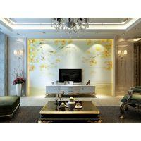 朱居家 瓷砖背景墙 客厅沙发电视背景墙瓷砖 简约 现代艺术墙 金兰寇