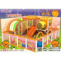 黑龙江厂家生产销售鸡西淘气堡 儿童组合乐园 澳尔特品牌彩虹树网