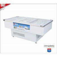 供应【豫雪】冰柜 冷冻柜 岛柜 食品速冻展示柜 思念 三全合作伙伴