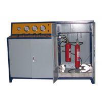灭火器筒水压试验机 消防钢瓶耐压检测设备