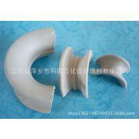 氧氯化反应器 DN25陶瓷矩鞍环填料价格及图片