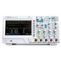 周立功示波器ZDS2024PLUS,250M记录长度,皮实耐用,性价比高