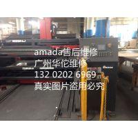 AMADA折弯机触摸屏维修人机界面触控屏触控面板显示器维修工业触摸屏操作站控制器