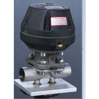 316L新品卫生级隔膜阀温州浩源科技有限公司供应