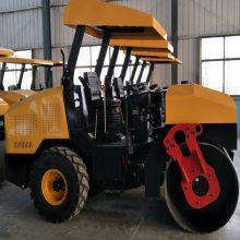 3吨半单钢轮座驾压路机 振动压路机价格 单钢轮振动压路机 3.5吨压实机