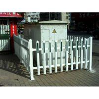 供应PVC电力变压器围栏 交通隔离护栏塑钢围栏