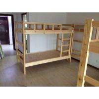 成都实木公寓床成都学生床定制厂家