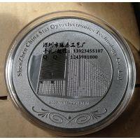 合金电镀纪念盘制作 深圳市银泰工艺品
