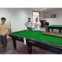 北京台球桌维修 台球桌更换台呢 架杆器