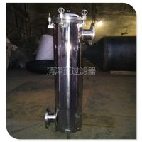 惠州化工行业专用油漆涂料袋式过滤器常有现货供应 好品质低价格 就选清泽蓝过滤器厂家