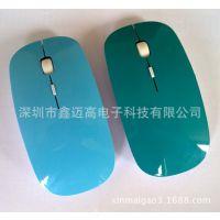 私模鼠标.数码礼品苹果鼠标.薄苹果无线鼠标.2.4G鼠标工厂OEM特价