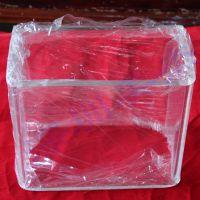 有机玻璃盒子 亚克力透明盒子 有机玻璃资料展示架 深圳宝安西乡厂家定做