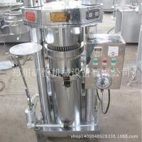 专业生产 180型全自动快速液压榨油机 小磨香油机 液压香油机厂家