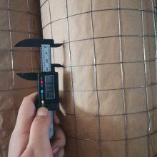 洛阳建筑工地专用抹灰铁丝网/1.5-2.5公分网格镀锌铁丝网批发多少钱一米?