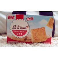 香脆燕麦消化饼干 100g/盒 批发